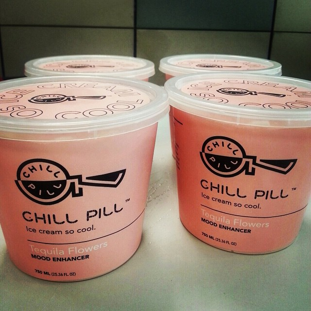 Chill Pill Ice Cream