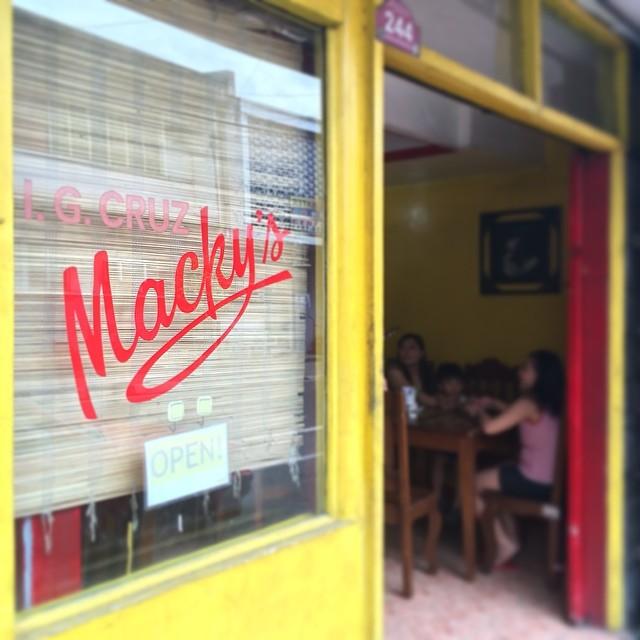 Macky's Goto