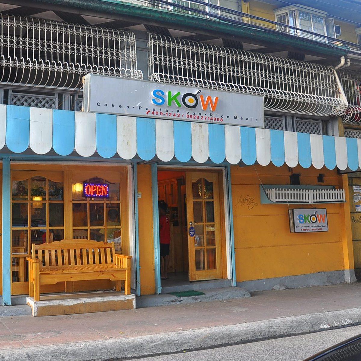 Some Kind of Wonderful Cafe