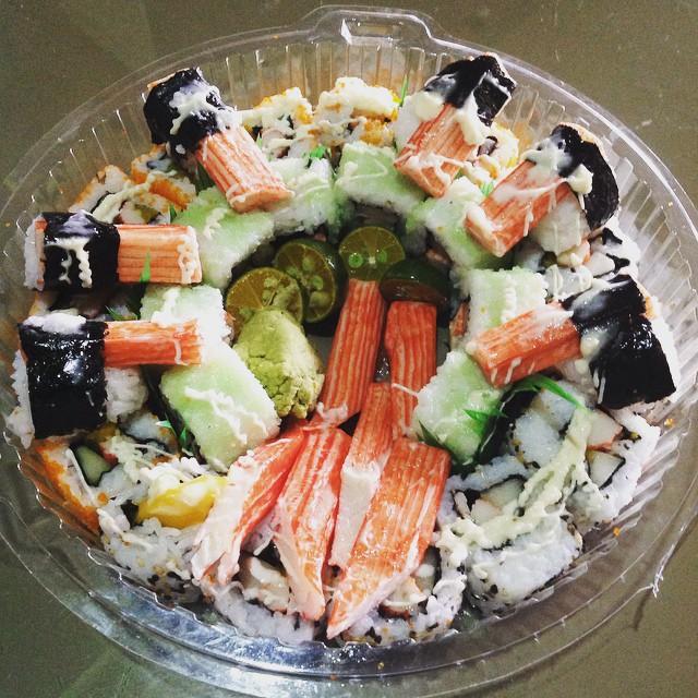 Kanzen Sushi Roll