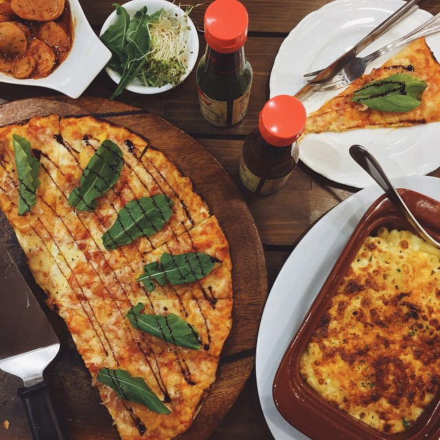 Top 10 most loved restaurants in the south for june 2015 for Mammas italian kitchen