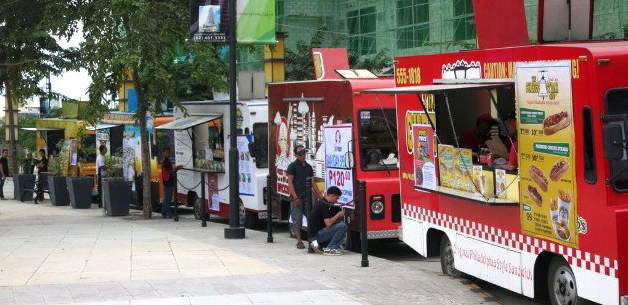 food truck business plan philippines makati